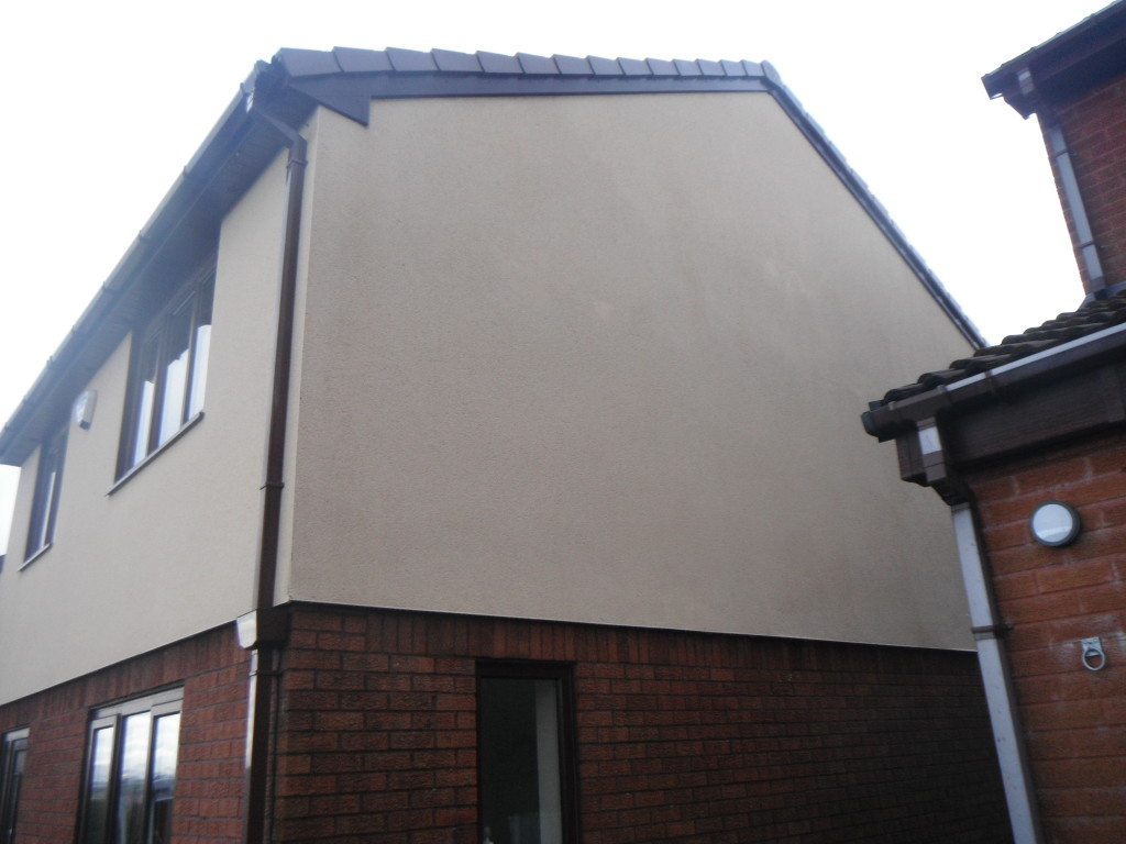 k-rend render cleaning in liverpool merseyside after inmage